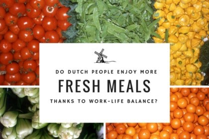 Dutch people work-life balance